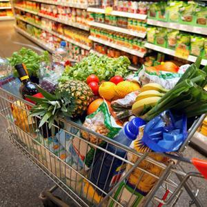 Магазины продуктов Караула