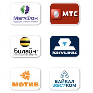Операторы сотовой связи Караула