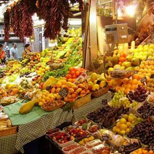 Рынки Караула