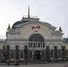 Железнодорожные вокзалы в Карауле