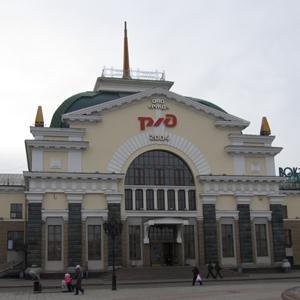 Железнодорожные вокзалы Караула